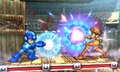 Mega Man y Samus - Coliseo Regna Ferox (SSB. for 3DS).jpg