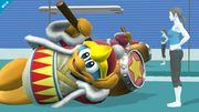 Rey Dedede en la Zona de entrenamiento SSB4 (Wii U).jpg