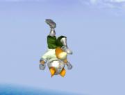 Ataque aéreo hacia arriba de Fox SSBM.png