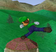 Ataque fuerte lateral de Luigi SSBM.png