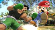 Little Mac Golpeando a Mario en SSB4 (Wii U).png