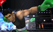 Little Mac en el Ring de Boxeo del SSB4 (3DS).png
