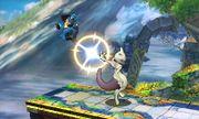 Lanzamiento hacia atrás Mewtwo (3) SSB4 (3DS).JPG