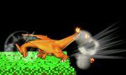 Ataque de recuperacion de borde de Charizard SSB4 (3DS).jpg