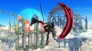 Ataque Aéreo Hacia Adelante (3) Bayonetta SSB Wii U.jpg
