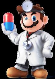 Dr. Mario SSB4 HD
