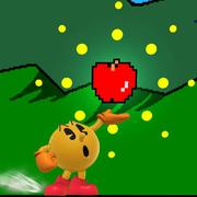 Fruta de bonificación Manzana SSB4 (Wii U).png