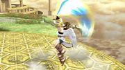 Ataque Smash hacia arriba Pit SSB4 Wii U.jpg