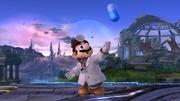 Burla lateral Dr. Mario SSB4 (Wii U).jpg