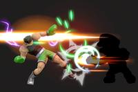 Vista previa de Guardia en la sección de Técnicas de Super Smash Bros. Ultimate