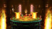 Aldeano, Pit y Yoshi en la Liga Pokémon de Kalos SSB4 (Wii U).jpg