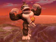 Ataque aéreo inferior Donkey Kong SSBB.jpg