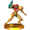 Trofeo de Samus (armadura Varia) SSB4 (3DS).png