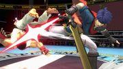 Ike y Ryu en el Cuadrilátero SSBU.jpg