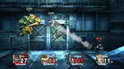 Combate por vidas Isla Shadow Moses SSBB.jpg