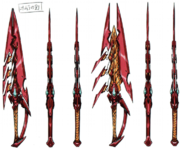 Arte conceptual Espada de la Égida (Pyra) XC2.png