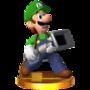 Luigi + PoltergustTrofeo SSB4 (3DS).png