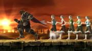 Créditos Modo Leyendas de la lucha Ganondorf SSB4 (Wii U).png
