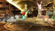 Keldeo usando Sable místico contra Charizard SSB4 (Wii U).png