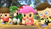 Créditos Modo Leyendas de la lucha Luigi SSB4 (Wii U).png