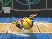 Ataque Smash inferior Wario SSBB.jpg