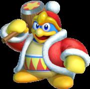 Rey Dedede en Kirby Star Allies.png