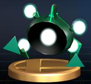 Trofeo aleado verde SSBB.png