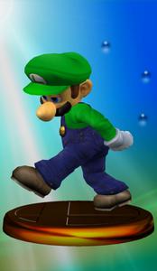Trofeo de Luigi (Smash 1) SSBM.png