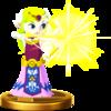 Trofeo de Zelda (Wind Waker) SSB4 (Wii U).png