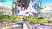 Lanzamiento hacia arriba (2) Zelda SSB4 Wii U.jpg