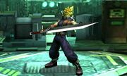 Pose de espera 2 Cloud SSB4 (3DS).JPG