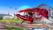Ataque Normal Bayonetta (4) SSB Wii U.jpg