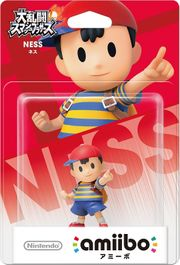 Embalaje del amiibo de Ness (Japón).jpg