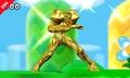 Samus dorada en el escenario Llanuras Doradas SSB4 (3DS).jpg