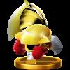 Trofeo de Sir Kibble SSB4 (Wii U).png
