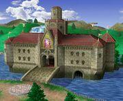 Castillo de Peach (1) SSBM.jpg