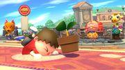 Ataque rápido del Aldeano SSB4 (Wii U).jpg