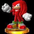 Trofeo de Knuckles SSB4 (3DS).png