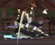 Landmaster Fox girando SSBB.jpg