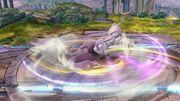 Ataque de recuperación por golpe Mewtwo SSB4 (Wii U).JPG