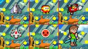 Variaciones de la Burla hacia arriba de Pac-Man SSB4 (Wii U).jpg