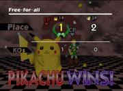 Pose de victoria de Pikachu (1-2) SSB.png