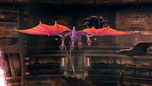 Entrada de Ridley (2) SSB4 (Wii U).JPG