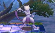 Burla hacia abajo Mewtwo (2) SSB4 (3DS).JPG