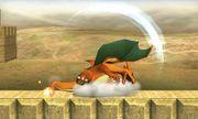 Ataque smash superior de Charizard (2) SSB4 (3DS).jpg