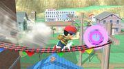 Ataque en carrera Ness SSB4 (Wii U).JPG