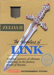 Carátula Zelda II - The Adventure of Link (NTSC).png