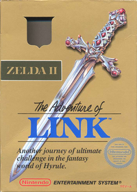 Carátula Zelda II - The Adventure of Link (NTSC).png
