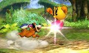 Lanzamiento delantero del Dúo Duck Hunt SSB4 (3DS).jpg