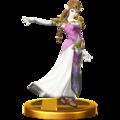 Trofeo de Zelda SSB4 (Wii U).png